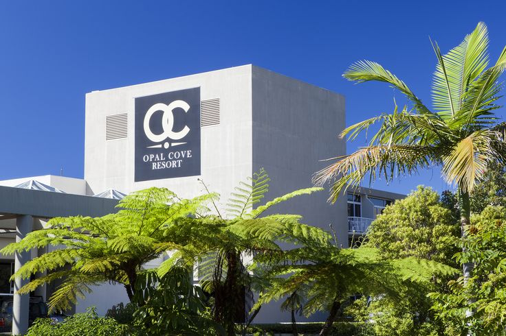 Opal Cove Resort Coffs Harbour - Tropical Coastal Resort