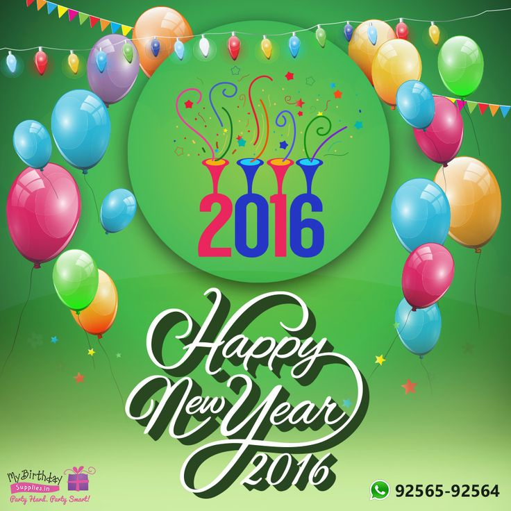 May this New Year bring everlasting Happiness and Success to you and your family..  #happynewyear2016 #happynewyear #NewYearGreetings