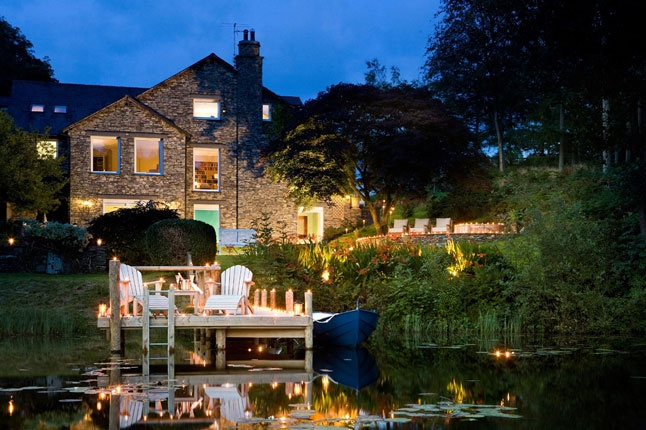 New lakeside lodge from the Gilpin hotel: UK autumn breaks (Condé Nast Traveller)