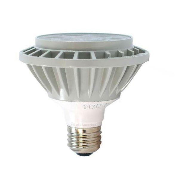OSRAM SYLVANIA ULTRA LED 10W PAR30 Wide Spot 15 degree LED Dimmable Light Bulbs