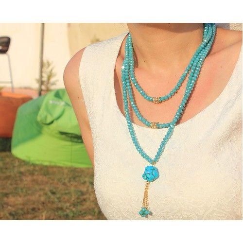 Mavi kolye ürünü, özellikleri ve en uygun fiyatların11.com'da! Mavi kolye, taşlı kolye kategorisinde! 294