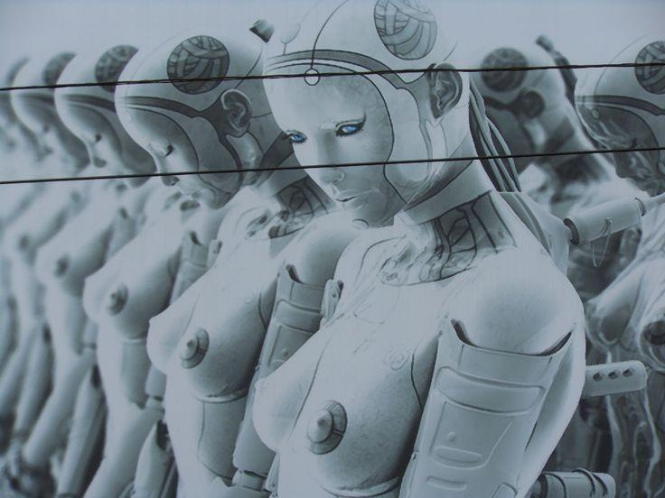 I robot del futuro sostituiranno anche il partner a letto?