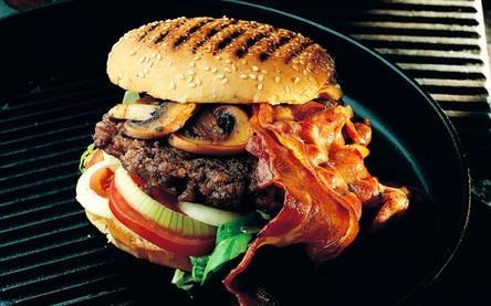10 Hamburgeroppskrifter