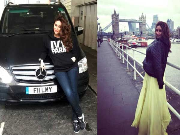 Kareena Kapoor Khan looks mesmerising in these pictures from London
