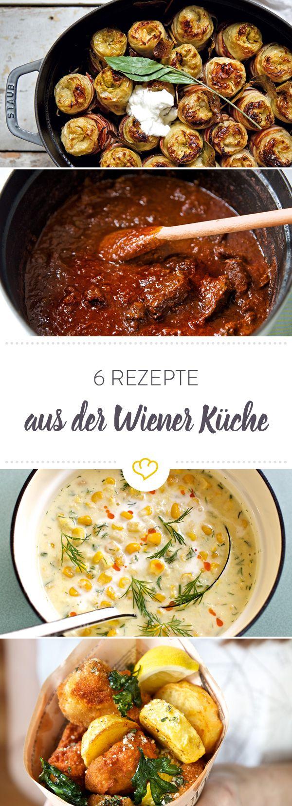 Wiener Wirtshausgulasch Rezept Braten Rinderschmorbraten Und Schmoren