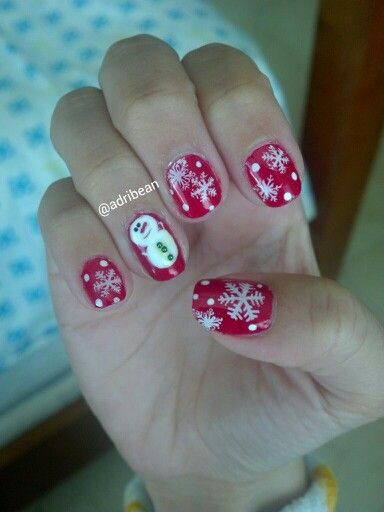 146 best nail stamping winstonia 12 generation images on snowflake snowman nail art using winstonia nail art stamping plate snowman nailart prinsesfo Image collections