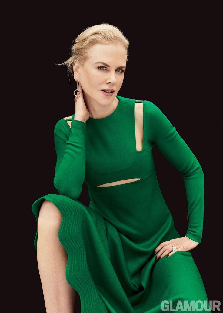 Nicole Kidman – Glamour Magazine US, December 2017