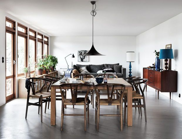 6 Design Tricks To Steal From This 60s Inspired Swedish Home