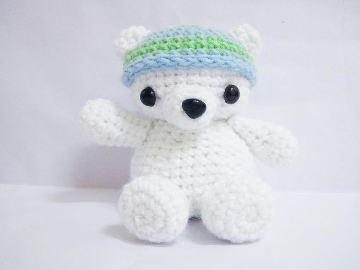 Amigurumi Little Bigfoot Panda : 1000+ images about amigurumi bears on Pinterest Patterns ...