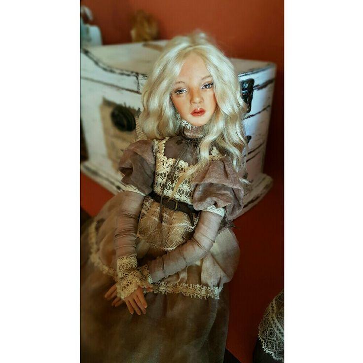 Кукла Шарлотта 43см. Natali Voro