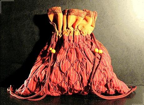 Anna Clari - Bags - hand Made - smock