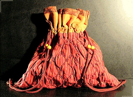 Anna Clari - Bags - hand Made - smock
