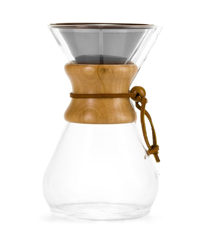 Chemex Coffee Maker Reusable Filter : Amazon.com: Osaka Stainless Steel Pour Over Cone Dripper, Reusable Coffee Filter for Osaka ...
