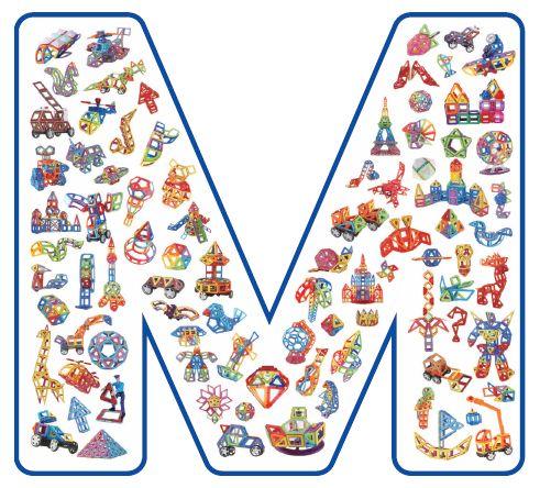 Magformers France - une jeu de construction magnétique révolutionnaire - Magformers