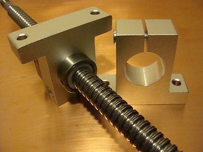 Ballscrew Mount BSM28 RM1605 ID 28mm Compression Fit DIY CNC Parts milling lathe | Other Automation Equipment | Automation, Motors & Drives - Zeppy.io