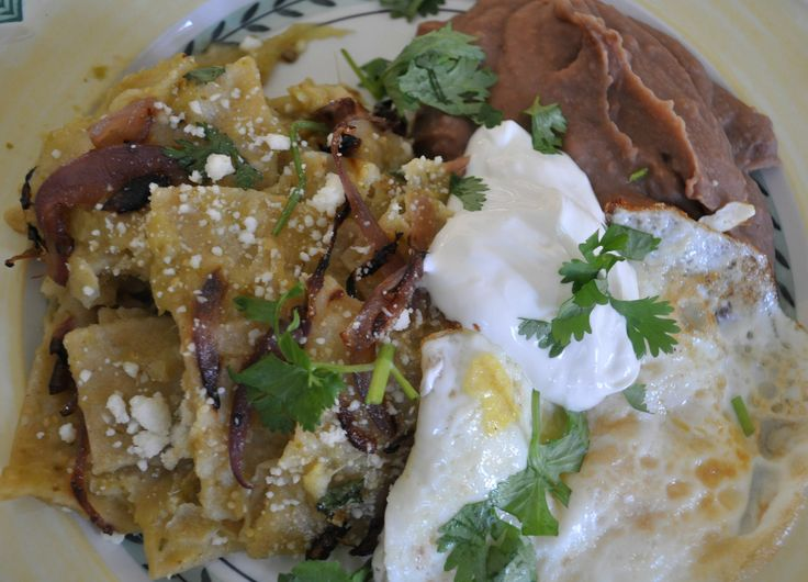 How to Make Chilaquiles | Suz Daily