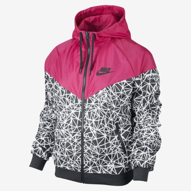 "Nike windrunner allover print вђ"" veste pour femme"