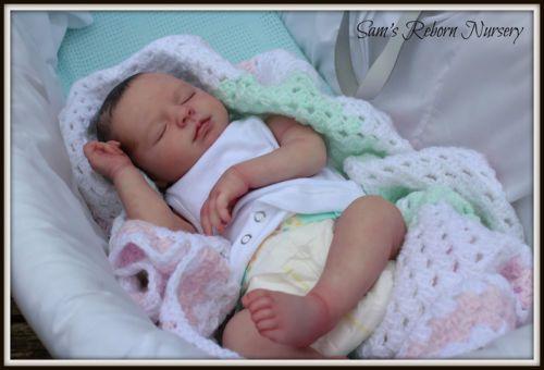 Beautiful Prototype Reborn Baby Doll ~ Macey Twin 1 ~ Sam's Reborn Nursery | eBay