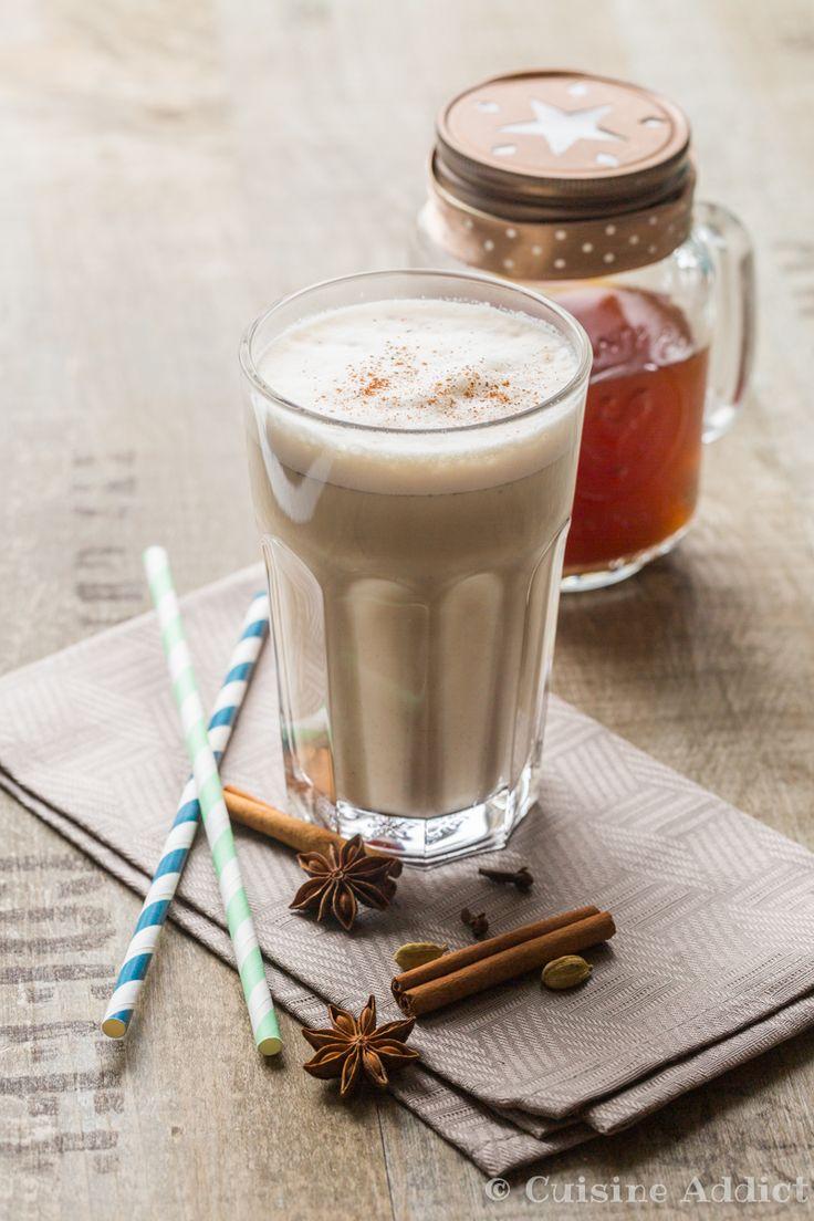 Pourquoi j'utilise l'eau filtrée en cuisine & Chaï Latte Maison