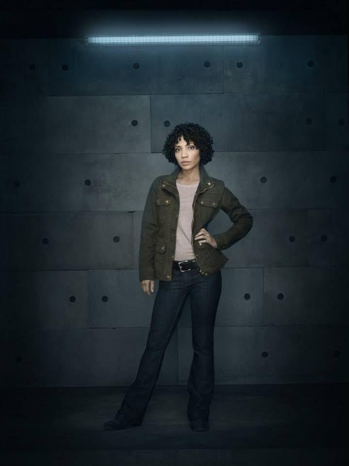#Fringe season 5 - Jasika Nicole