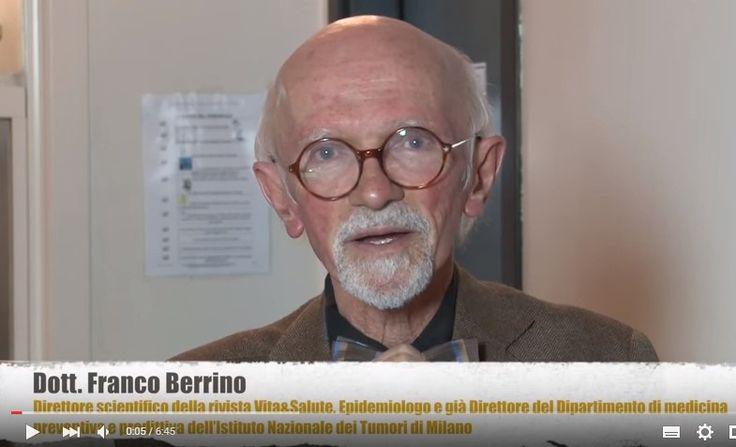 Franco Berrino dimagrire senza dieta