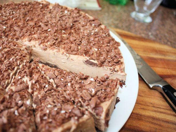 Make and share this Toblerone Cheesecake recipe from Food.com.