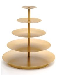 Stands- Banded Cupcake Tree Round Detachable