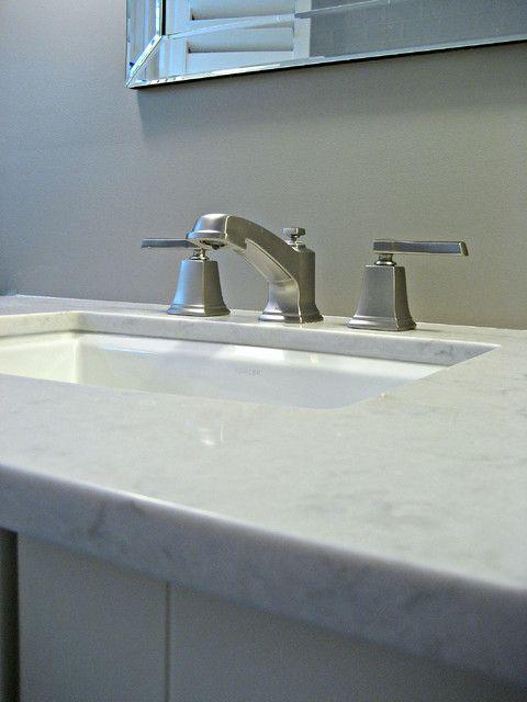 Silestone Lagoon Quartz Kitchen Countertop