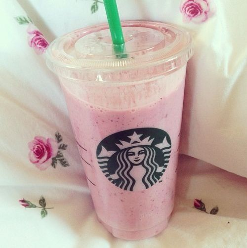 Starbucks smoothies are the best. Strawberry is to die for. It is better than Tim Horton's and McDonald's personally.