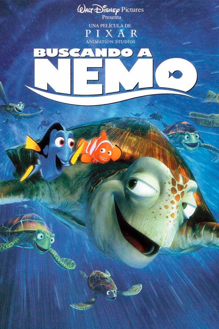 Buscando a Nemo Autor:Pixar