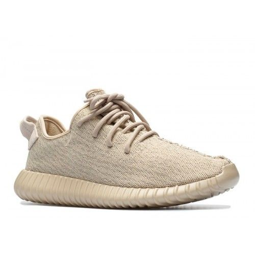 2017 The 10th Batch Newest Updated Yeezy 350 Boost Oxford Tan Sko