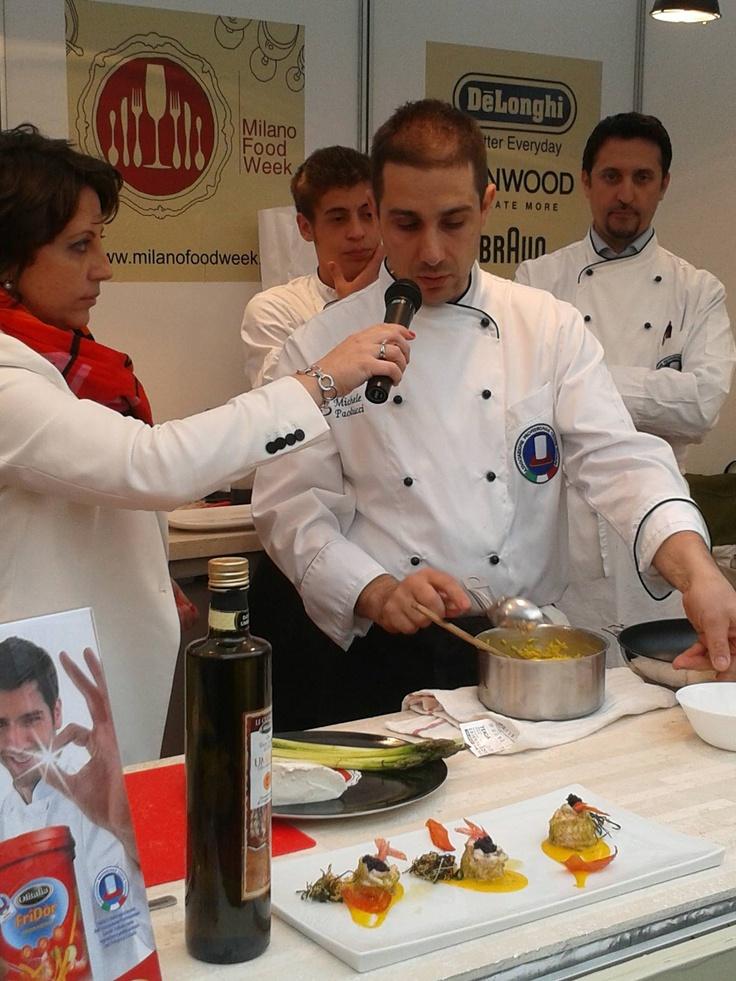Presenting @ Taste of Milan