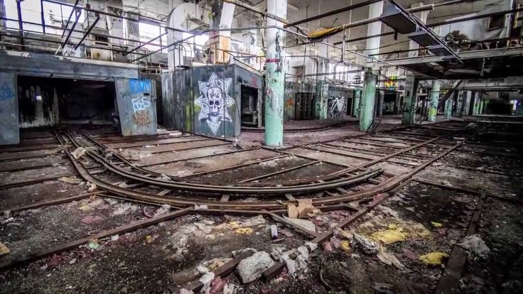 Urban Decay Buildings   Urban Decay Detroit Ruins Pure Packard Plant ,MCS, Train Station...Take the time to watch this very moving portrait of decay...will leave you feeling overwhelmed by a strange sadness....m