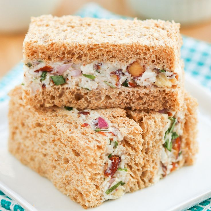 Turkey Tarragon Tea Sandwiches are the last stop for my Thanksgiving turkey leftovers this year. Now that the in-laws have finally left the buildingand I have a chance to breathe, a tea break is j...