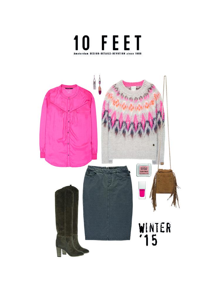 10 FEET | Winter 2015 | Be Inspired