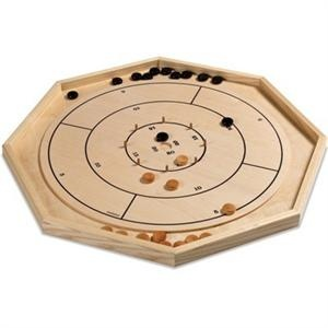 This quality Crokinole board is made in Ontario
