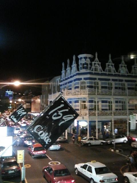 Long Street - Cape Town.
