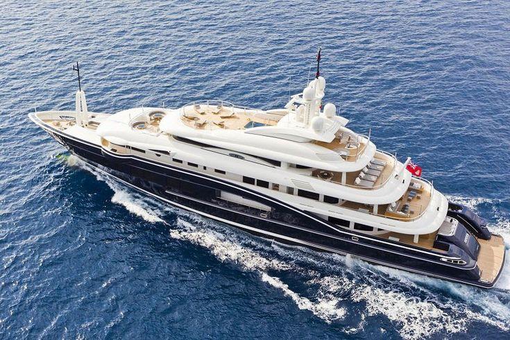 Numptia Superyacht $85,000,000