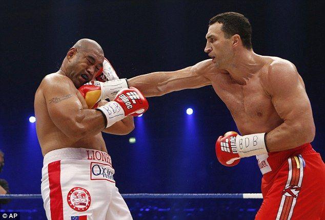 http://www.dailymail.co.uk/sport/boxing/article-2614083/Wladimir-Klitschko-knocks-Alex-Leapai-fifth-round-retain-four-heavyweight-belts.html