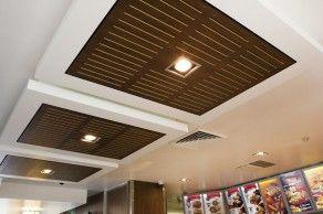 Acoustic ceiling | Key-Nirvana KFC