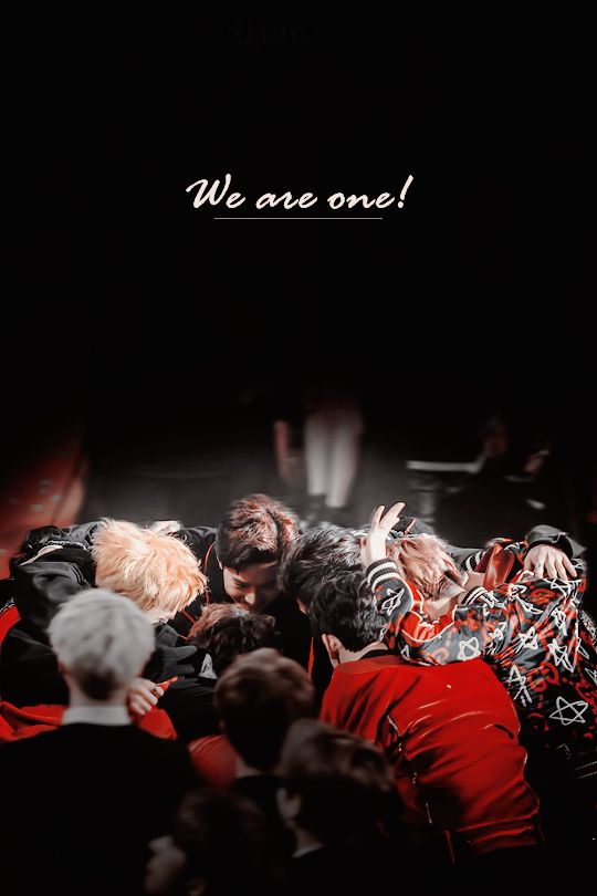 'We are one' is not just a saying, but an action.