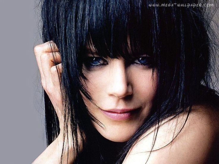 Nicole Kidmans Pics Of Dark Hair Nicole Kidman Black