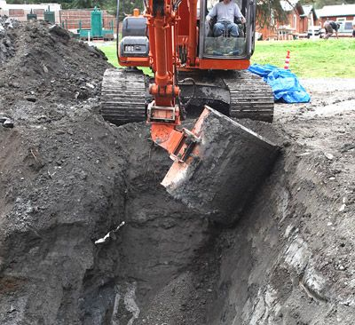 13 Best Trench Safety For Excavation And Drainage Images