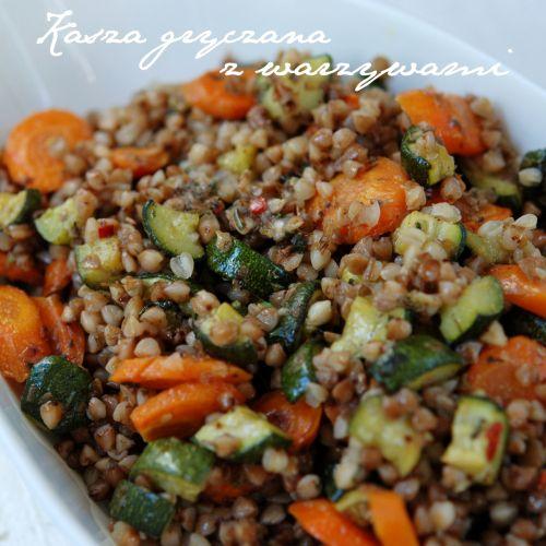kasza gryczana w warzywami (2)