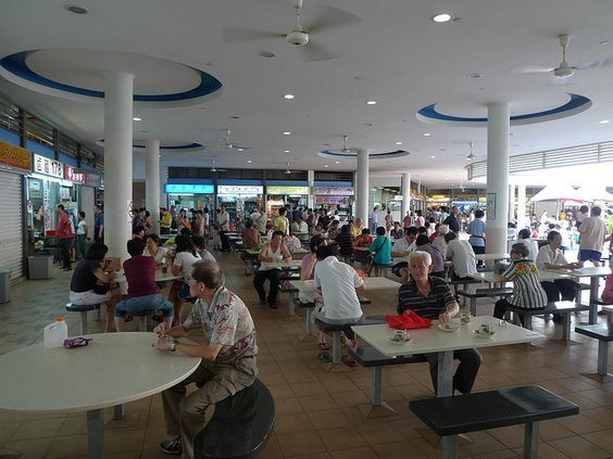 Favourite Food Centres