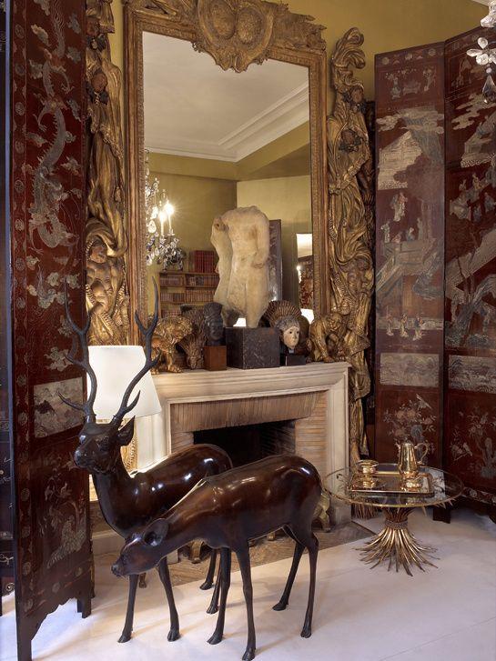 L'appartement de Mademoiselle Chanel