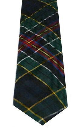 Allison Modern Tartan Tie