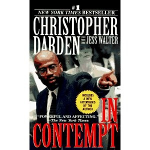 In Contempt by Christopher Darden.