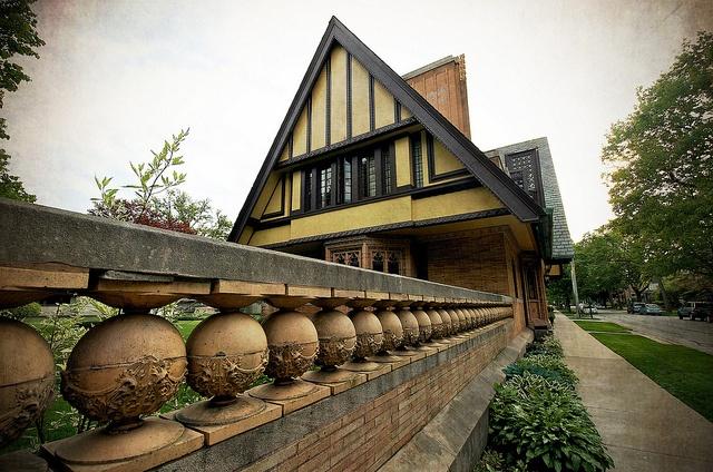Nathan Moore House, Oak Park