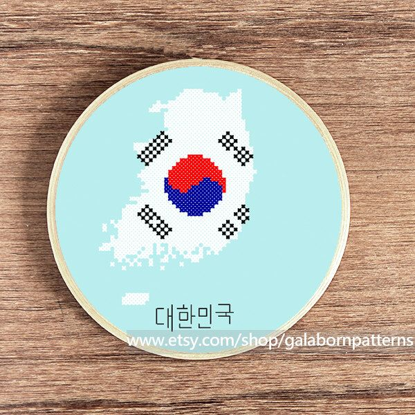 s korean flag